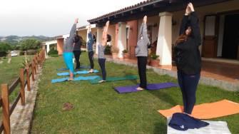 Yoga a Lu Salconi